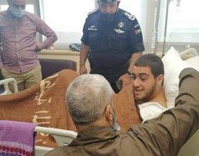 صورة Imprisoned father allowed hospital visit of Zarqa assault victim