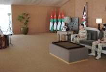 صورة King receives letter from Kuwait emir