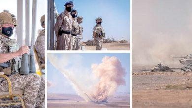 صورة King attends tactical exercise in Eastern Military Region