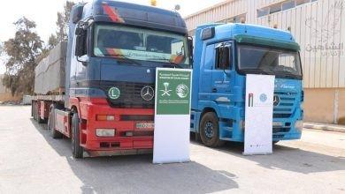Photo of الهيئة الخيرية الأردنية الهاشمية تسير قافلة مساعدات إلى فلسطين