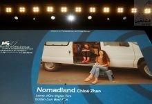 "Photo of ""نومادلاند"" أول عمل لمخرجة يفوز بجائزة الأسد الذهبي منذ عقد"