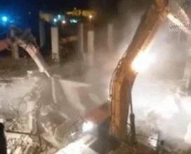 Photo of الاحتلال يهدم منزلًا في بيت سيرا غرب رام الله دون السماح بإفراغ محتوياته