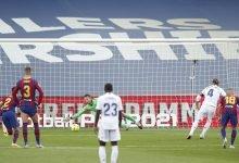 """صورة """"كلاسيكو الأرض"""".. ريال مدريد يقسو على برشلونة بثلاثية في عقر داره"""