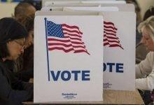 """صورة أكثر من 56 مليون أمريكي صوتوا """"مبكرا"""" في انتخابات الرئاسة"""