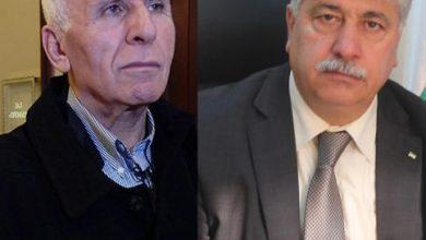 صورة إصابة الأحمد ومجدلاني بفيروس كورونا
